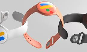 Google Pixel Watch design reveals a gorgeous Apple Watch 6 killer - Geeky  News