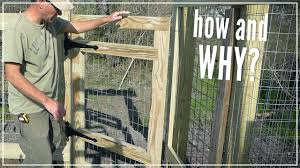 Build A Garden Fence Gate How And Why Youtube