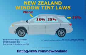 window tint laws car tinting