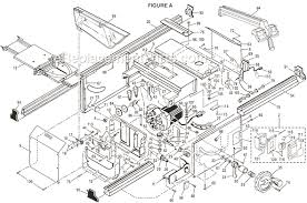 Ryobi Bt3100 Parts List And Diagram Ereplacementparts Com Ryobi Table Saw Ryobi Best Circular Saw