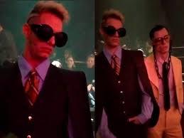 Achille Lauro alla sfilata di Gucci in verde e con i maxi occhiali ...