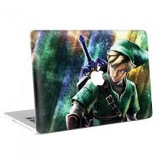 The Legend Of Zelda Macbook Skin Decal