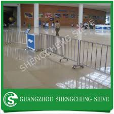 China Movable Metal Tubular Barricade Sport Temporary Fencing Panels For Sale From China Manufacturer Manufactory Factory And Supplier On Ecvv Com