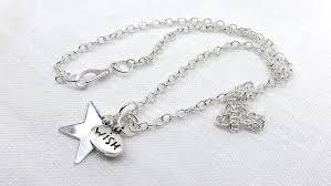 star wish necklace celestial jewelry