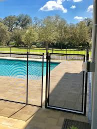 Pool Barrier Safety Fence Removable Pool Fence Lifetime Warranty