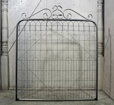 Woven Wire Double Loop Garden Gates Or Trellises