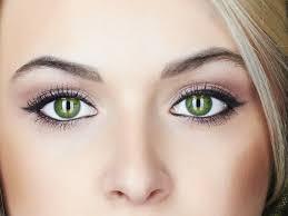 صور اجمل عيون خضراء كلمات في حب العيون الزرقاء حنان خجولة