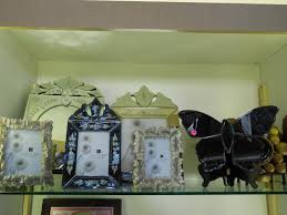 agreeable mirrored picture frames set