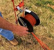 How The Reel Stand Works Mcbride Fencing Innovations