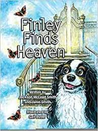 Finley Finds Heaven: Janie Smith, Jackson Smith, Gail Butler, Gail Butler:  9780996915717: Amazon.com: Books