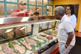 Seafood market opens: Owner says that's ...