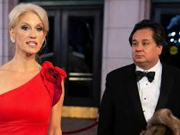daughter of Kellyanne and George Conway ...