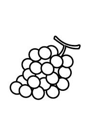 Kleurplaat Druiven Gratis Kleurplaten Om Te Printen Druiven