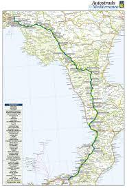 """La Salerno - Reggio Calabria è finita e diventa A2 """"Autostrada del  Mediterraneo"""" - La Mescolanza"""