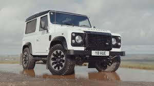 the land rover defender works v8 is