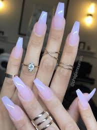 48 cool acrylic nails art designs and