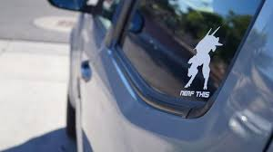 Nerf This Decal Etsy