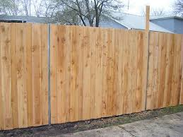 Postmaster Steel Posts By Master Halco Steel Wood Fence