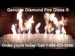 make your fireplace a diamond fireplace