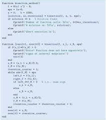 solving nar algebraic equations