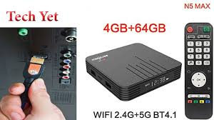 Best Android Magicsee N5 Max TV Box Unboxing and Review - YouTube
