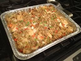Crab and Shrimp Casserole (made ...