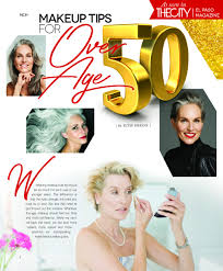 makeup tips for over age 50 elyse