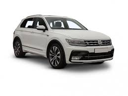 volkswagen tiguan sel estate lease