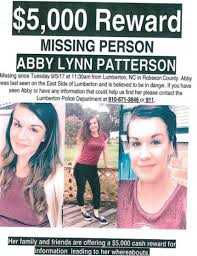Months After 3 Women Found Dead in Lumberton NC, Abby Patterson Vanishes