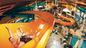 waterpark hotels in pocono mounns