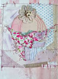 Cup Cake by Priscilla Jones | Food artists, Textile art, Free ...