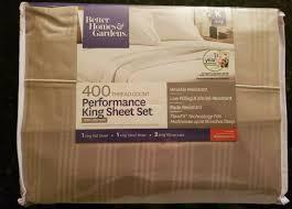 twin sheet set better homes and gardens