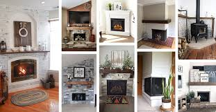 16 best diy corner fireplace ideas for