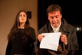 MARTA E OLMO spettacolo teatrale al TEATRO AMBRA DI ALESSANDRIA