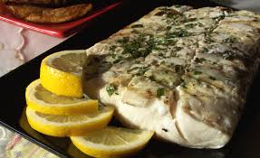 Grilled Halibut Simply Delicious Recipe ...