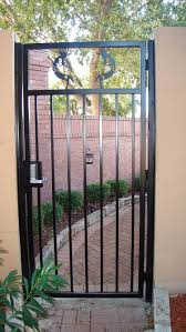 Iron Spring Creek Fence Gate Fence Contractor In Plano
