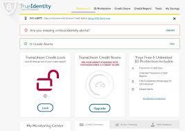 TrueIdentity by TransUnion: Free TransUnion Credit Report and More -  ThePFblog.com