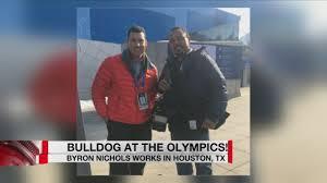 Open Mic: Bulldog at the Olympics!