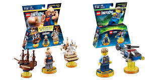 Lego Dimensions is adding new figures and adventure worlds for The ...