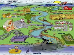 cli water pollution clipart