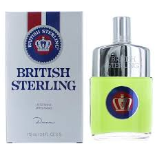 british sterling 3 8 after shave splash