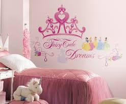 Roommates Disney Princess Crown Peel Stick Giant Wall Decal Walmart Com Walmart Com