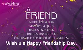 new happy friendship day messages quotes images status poems