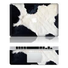 Cow Fur Macbook Decal Vinyl Macbook Protective By Oliviabeauty 16 99 Macbook Stickers Macbook Decal Apple Laptop Macbook