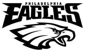 Philadelphia Eagles Nfl Logo Football Sticker Wall Decal 084 Etsy