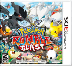 Pokémon Rumble Blast | Pokémon Wiki