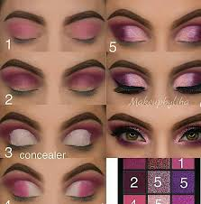pink makeup ideas saubhaya makeup