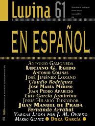 Luvina 61 En Espanol Lengua Espanola Espana