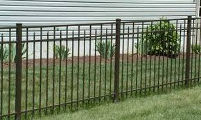 Aluminum Fence Panels Jerith Style 200