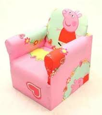 SPIDERMAN HELLO KITTY CHILDRENS BRANDED CARTOON CHARACTER ARMCHAIR CHAIR  BEDROOM PLAYROOM SOFA SEAT (Peppa Pig): Amazon.co.uk: Kitchen & Home